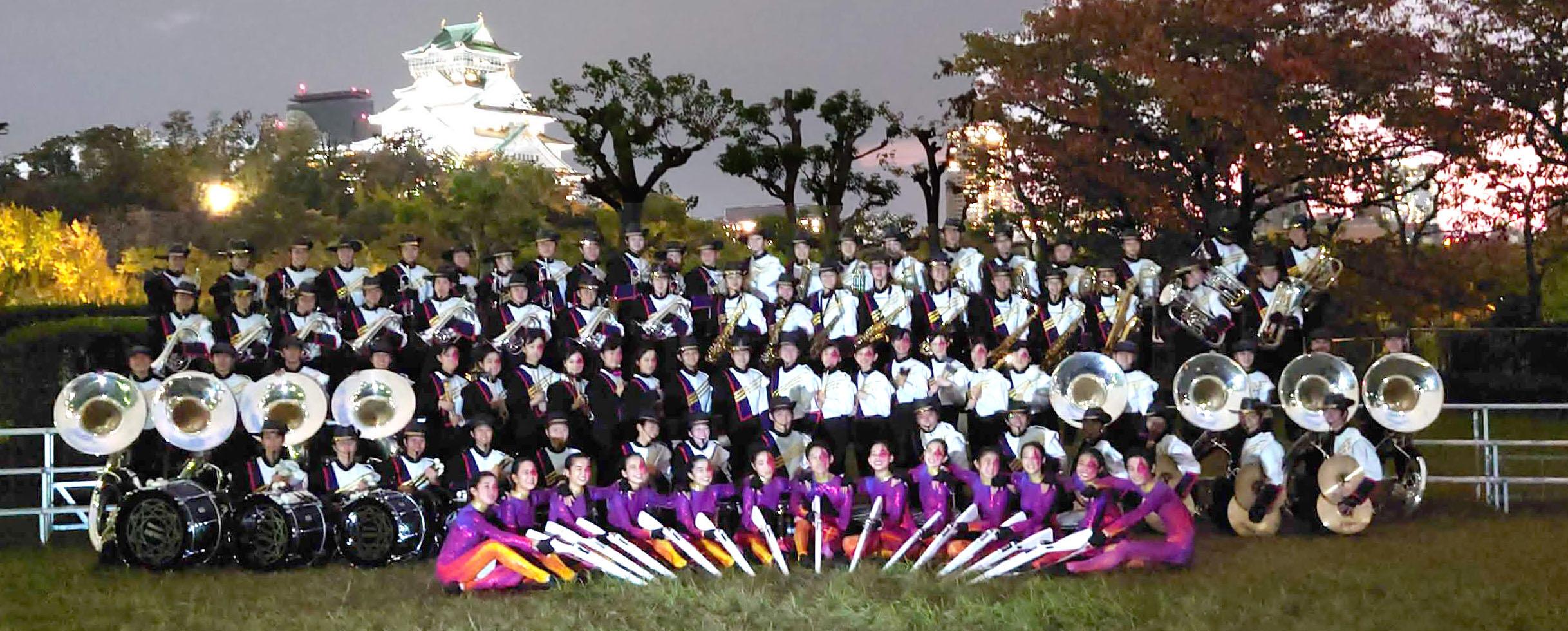 安城学園高等学校吹奏楽部